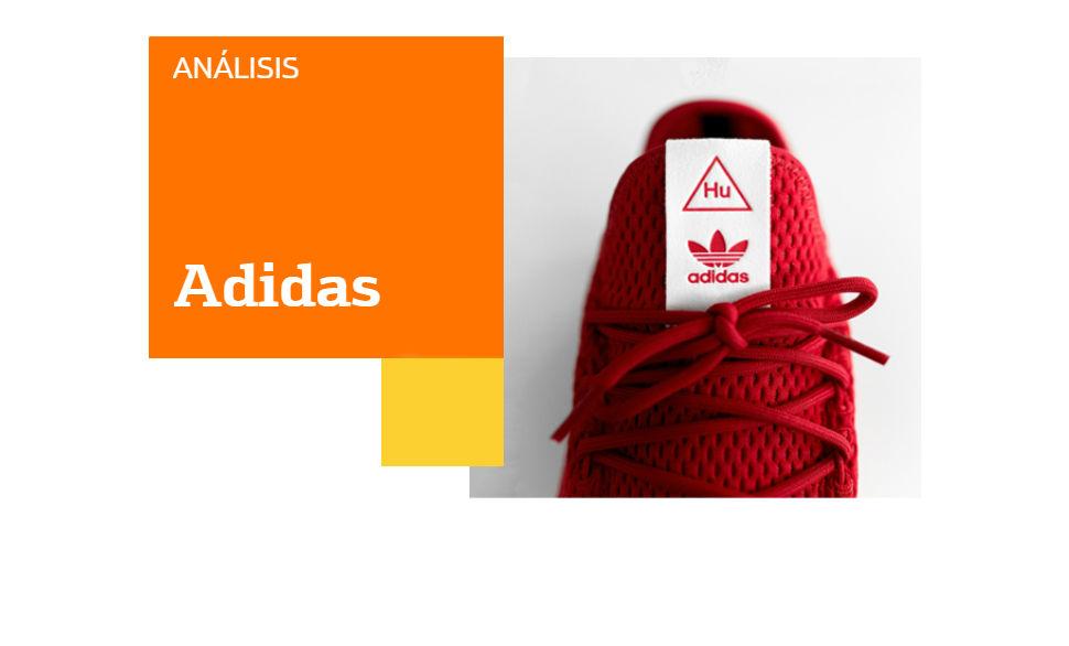 mueble Mil millones Catastrófico  Adidas pierde el distintivo de su logo de las tres bandas en Europa | Blog  Bankinter